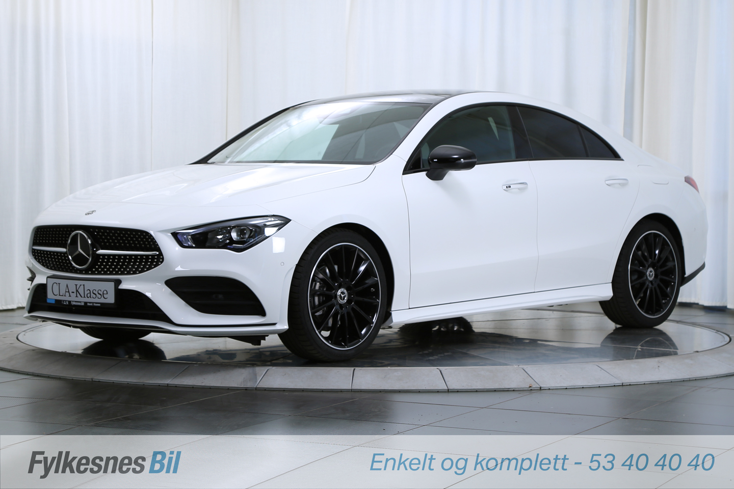Mercedes-Benz CLA180