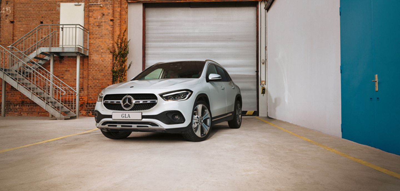 Mercedes-Benz GLA 250e